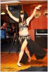 orientální tanečnice